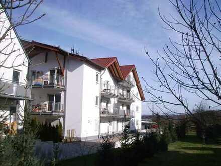 Mülheim-Kärlich/Blick ins Grüne/Gut geschnittene schöne helle 2 ZKB-Wohnung mit Süd-Westterrasse