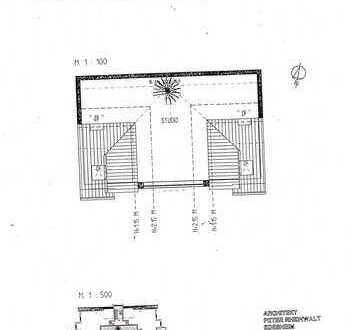 Günstige, gepflegte 3-Zimmer-Maisonette-Wohnung mit Balkon ,Einbauküche in Hainfeld