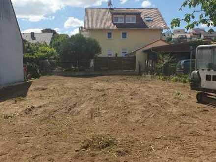 *VERKAUF Grundstück mit Baugenehmigung, Statik, Energienachweis und Werkplanung*