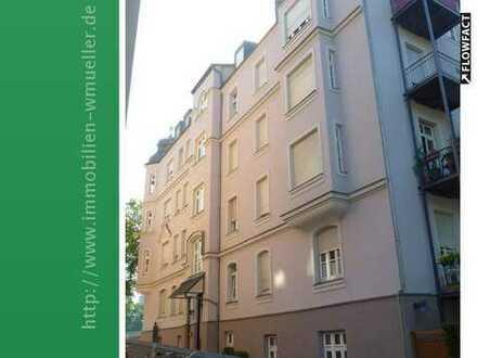 3 Zi./Kü./Bad/WC-Whg., 81,74 m² Wfl., im Stadtzentrum Augsburg zu vermieten!