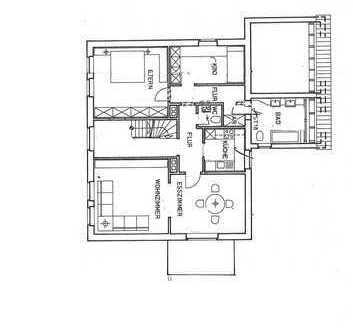 Großzügige, modernisierte 4,5-Zimmer-Wohnung mit Balkon in Bochum-Langendreer