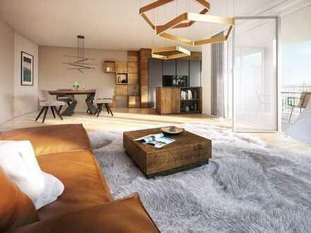 Neubau-Wohnen im Hainbrunnenpark: 4-Zimmer-Wohnung mit Loggia im 3. OG!