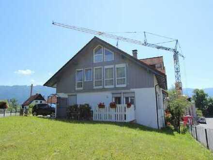 Nahe Bodensee - 2 Zimmer Wohnung mit Galerie