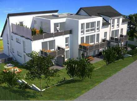 Herrliche Aussichtslage auf dem Lemberg, 4,5 Zimmerwohnung Erstbezug