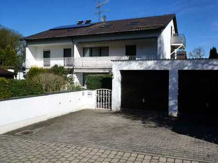 Sonnige 3-Zimmer-Wohnung mit Balkon und EBK im Grünen