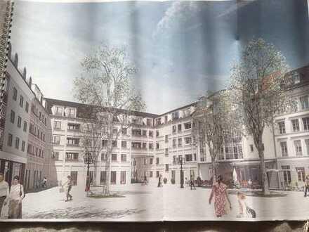 Gehoben ausgestattete, geräumige 1-Zimmer Wohnung in Mainz, Altstadt