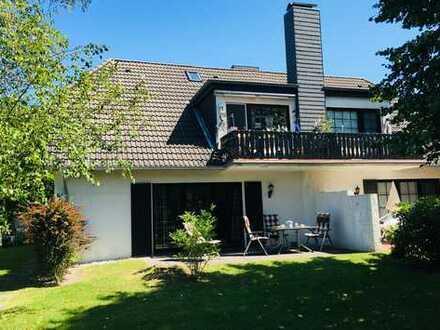 Exklusive, gepflegte 3-Zimmer-EG-Wohnung mit Terrasse und EBK in Greetsiel