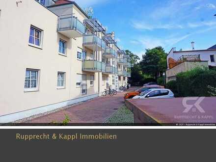 Kapitalanlage oder Eigennutzung? 2-Zimmer-Eigentumswohnung mit Tiefgaragenplatz in Dresden Leuben