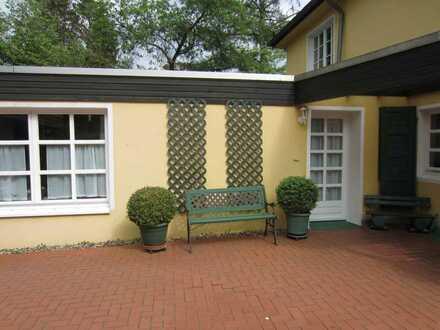 Idyllisch gelegene 1-Zimmer-Wohnung, möbliert, Isernhagen-Süd (7212)