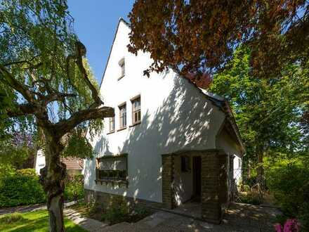 Direktorenvilla mit Charme im schönen, grünen Löttringhausen