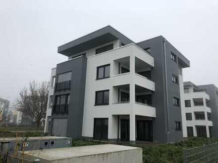 Neubau: Penthouse mit großer Dachterrasse im Liebenauer Feld