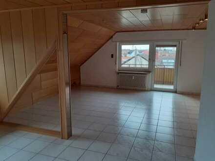Haus & Grund Immobilien GmbH - frisch renovierte 3 ZKB Wohnung mit Balkon in Handschuhsheim