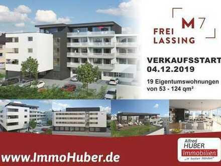 Eigentumswohnung - Freilassing Zentrum - Fertigstellung 31.07.2020