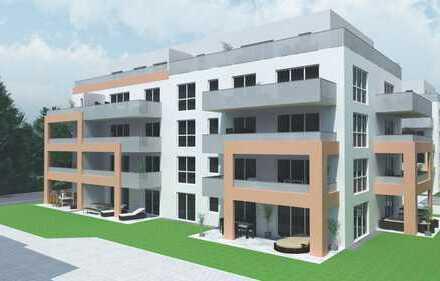 Neubau 3-Zimmer-Wohnung im 3.OG (Nr. 72) in ruhiger, zentrumsnaher Lage