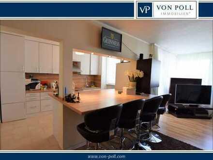 Hochwertig sanierter 3-Zimmertraum inkl. Einbauküche und Loggia Ansbach/OT