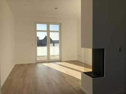 Sanierte 3-Zimmer-Wohnung mit Balkon in Bardowick