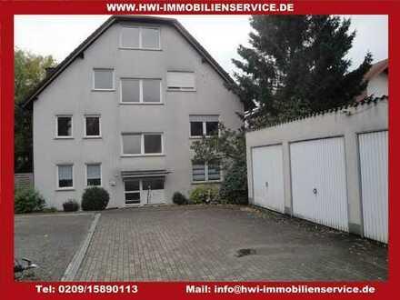 !!! Gepflegtes Büro/Wohnhaus mit 4 Garagen im Industriegebiet von BO-Grumme !!!