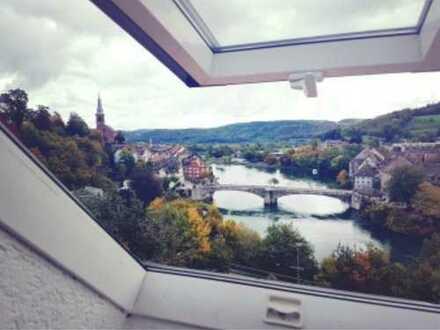 Mehrfamilienhaus, Eltern, Großeltern, Kinder, Monteure Laufenburg Grenznah