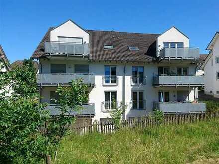 Stadtnahe Dachgeschoss-Whg. mit Balkon