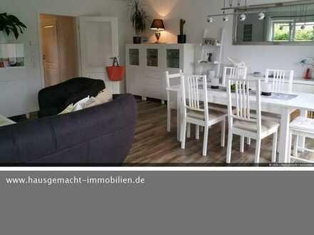 Hochwertige Wohnung in Rastede mit Stellplatz zu vermieten