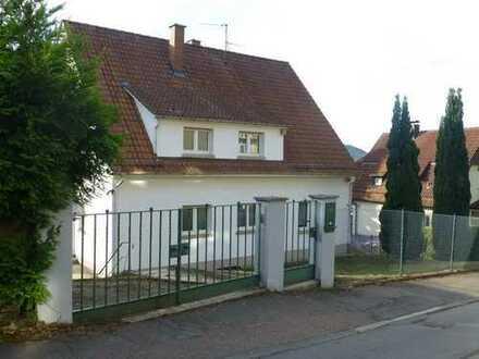 Stilvolles Einfamilienhaus in sonniger Wohnlage von Kleingemünd