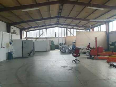 Ingolstadt Nähe, Lager- und Produktionsfläche zu vermieten
