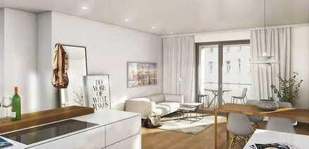 CITYWOHNUNG 4 - Mittelwohnung mit Loggia nach Süden