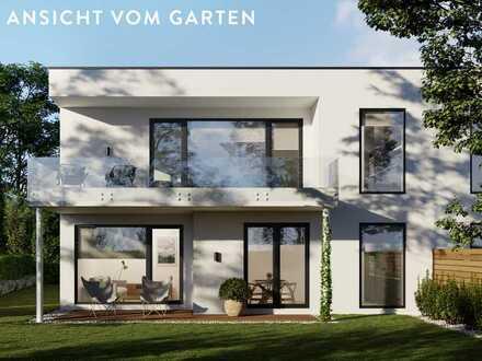 Exklusives Designapartment mit großen Balkon