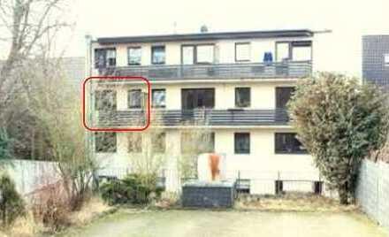 Gepflegte 1-Zimmer-Wohnung mit Küche (inkl. Einbauküche), Diele, Bad und Balkon in Erkrath