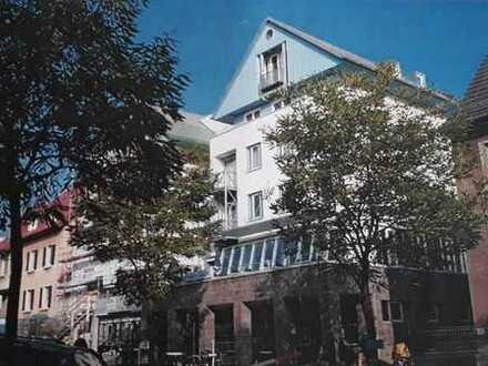 2,5 Zimmer Maisonettewohnung mit Einbauküche, Balkon, TG und Aufzug im Donaueschinger Zentrum