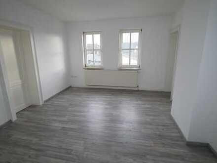 Ruhige und sonnige 2-Zimmer-Wohnung direkt im Stadtzentrum von Sonneberg