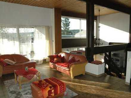 6-Zimmer-Penthousewohnung mit 212 m² im Zentrum und über den Dächern von Schönaich