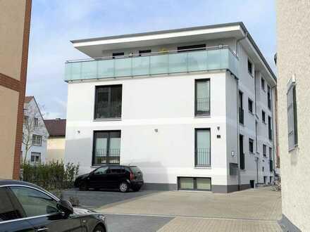 Moderne 2 Zimmer-Whg. mit Süd -Loggia in zentraler Lage von Offenbach-Bieber