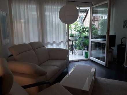 Apartment mit Balkon im Zentrum Lohr am Main