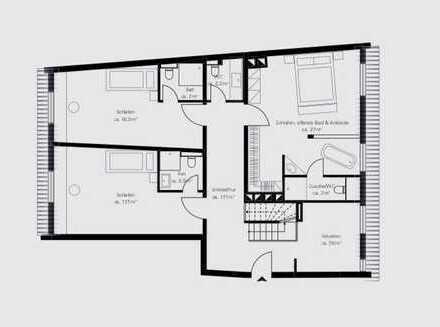 Altbau-Maisonettewohnung in bester Lage