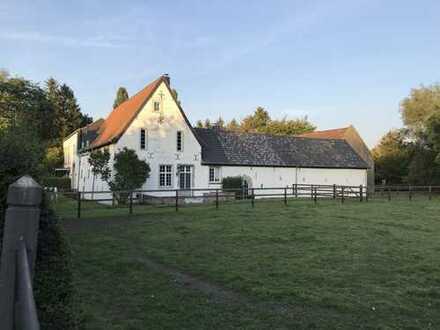 Wunderschöne Altbauwohnung mit gehobener Ausstattung und großer Terrasse in tollem Ambiente