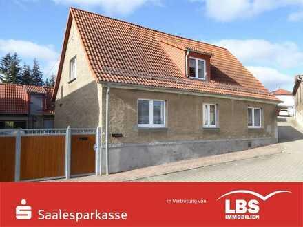 Geräumiges Einfamilienhaus in Farnstädt!
