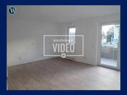4-Zimmer-Neubau-Maisonette + Balkon Richtung Innenhof, moderne Ausstattung, Gäste-WC, Aufzug