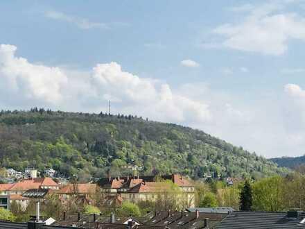 Sanierte 3-Zimmerwohnung mit Traumblick in Ettlingen