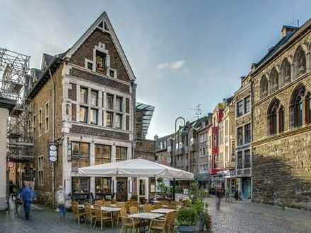 | Rarität direkt am Aachener Dom |