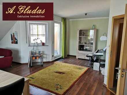Stilvolle 2,5-Raum-Wohnung mit Loggia!