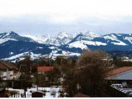 Schöne drei Zimmer Wohnung in Oberallgäu (Kreis), Sonthofen