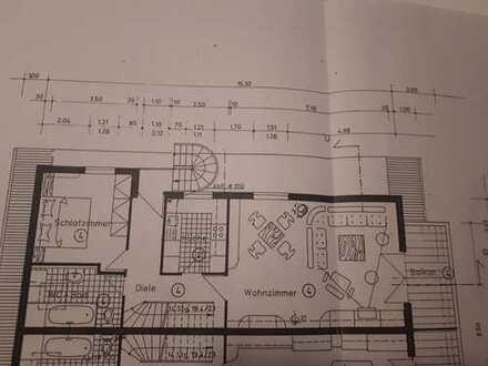 3,5 Zi. Maisonette-Wohnung in Walheim - Privatverkauf