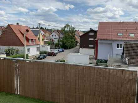 Gepflegte 3-Zimmer-Wohnung mit Balkon und EBK in Bretten