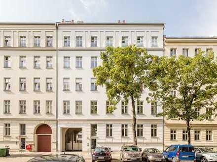 Vermietete Charmante Altbauwohnung im Herzen von Berlin