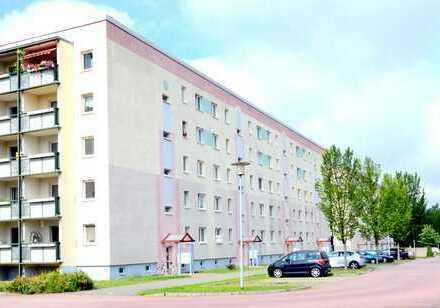 **Familienwohnung in Welzow - 4-Raumwohnung mit Balkon**