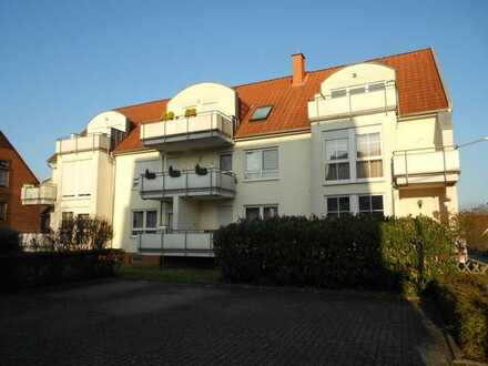 Hübsche kleine 2 Zi. Studiowohnung mit EBK und Balkon für Singles in Hanau-Großauheim