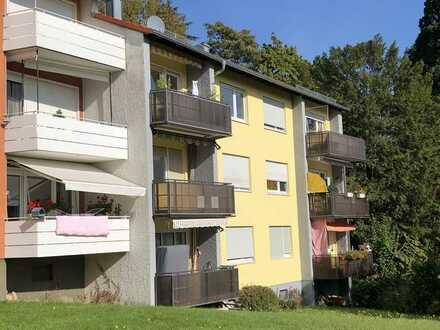 Moderne Wohnung mit traumhaftem Blick in bester Halbhöhenlage