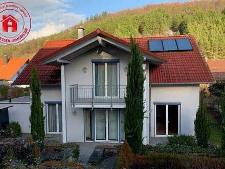 Einfamilienhaus mit tollem Garten in Dainbach