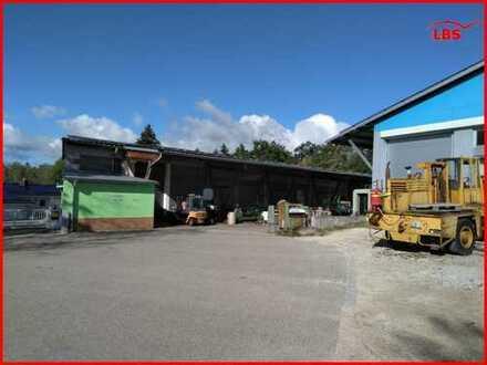 Alteingesessener, Metall bearbeitender Betrieb mit großen Produktions- u. Lagerflächen